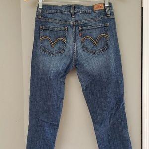 Levis 524 jeans